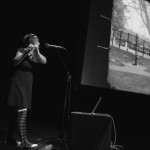 "Rozalind Performs a live score for Roger Maunder's ""Moments"" at the Nickel Independent Film Festival"