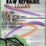 Raw Refrains Poster